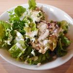 ギンザ オリーバル - サラダ