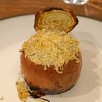 79151881 - チポッラ リピエナ 牡蠣とハマグリ詰め