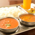 インド・ネパールレストラン - 料理写真: