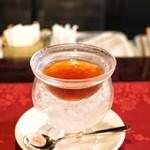 くいしんぼー山中 - ☆冷製コンソメスープ