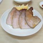 中華料理天鳳 - 焼き豚
