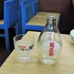 中華料理天鳳 - 熱燗 x 3本