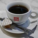 osteria cicchetti - コーヒー