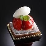 カフェ&グルメショップ カフェベル - 「いちごフェア」いちごのタルト