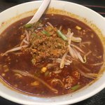 成都 - 黒酢麺