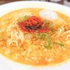 鳴龍 - 料理写真:麻辣担々麺