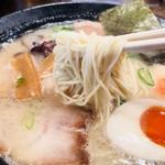九州らーめん学金 - 麺のかたさを選べます!