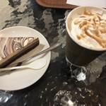 ハマモトコーヒー - 料理写真: