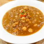 CLOVE - ひよこ豆のカレー