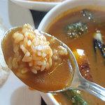 Dining & Nepal - 料理写真:スープカリー・マトン