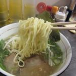 香味徳  - 麺 リフト