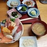 喰い処 弐七 - 弐七丼 1200円