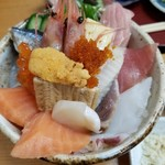 喰い処 弐七 - 弐七丼