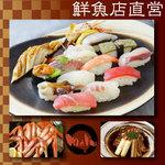 さかなやのmaru寿司 上本町店