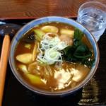小千谷そば角屋 - カレー蕎麦