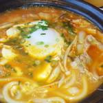 むぎの里 - 純豆腐風うどん雑炊