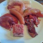 焼肉バイキング ウエスタン - 料理写真:バイキング(1680円)のイロイロ