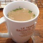 いたり家 - 本日のスープ