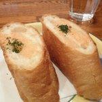 いたり家 - めんたいこパン