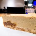 79164739 - 濃厚キャラメルチーズアイスケーキ