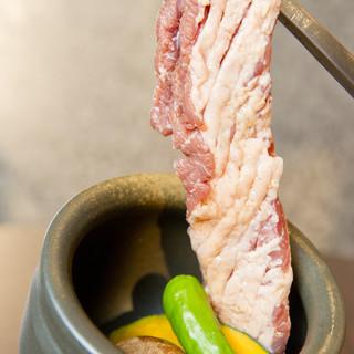 これは食べなきゃ‼「壺漬け豚ハラミ」