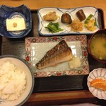 焼魚セット
