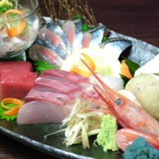 石川の地物食材にこだわった和食居酒屋