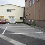 第二金波 - 駐車場