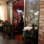 銀座シシリア - お店の入口