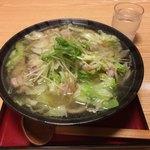 さかい軒 - ゆずたん麺 ¥750
