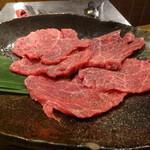 韓国宮廷料理ヨンドン - 黒毛和牛ロース