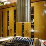 韓国宮廷料理ヨンドン - カウンター席