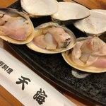磯料理 天海 - ハマグリ