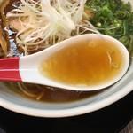 柳麺 呉田 - 鶏主体の芳醇なスープ