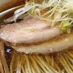 柳麺 呉田 - ふんわりバラチャーシュー