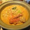 三宝亭  - 料理写真:渡り蟹の鍋焼き味噌ラーメン