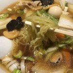中華料理 谷記 - 好みの麺