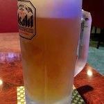 シンズキッチン - 生ビール