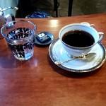 imacoco coffee - ドリンク写真:深煎りブレンド珈琲 550円
