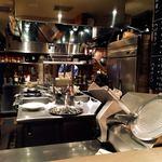 グラッポロ - キッチン