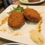 肉バル銀次郎 - 近江牛ザブトンステーキ