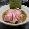 丿貫 - 料理写真:煮干し清湯そば