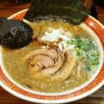たつ屋 - アゴ煮干ラーメン 730円