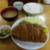 とんかつ いちかつ - 料理写真:大ロースかつ定食1000円