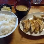 79179107 - 一口餃子定食