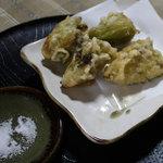7918440 - 蕗の薹の天ぷら