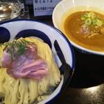 79181322 - 純濃煮干つけ麺(大) 890円
