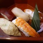 にし家 - お寿司