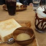 パン屋むつか堂カフェ -