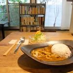 イカニカ - 料理写真:カレーライス(根菜とひき肉)